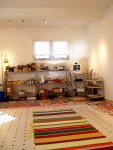 Callahan's studio